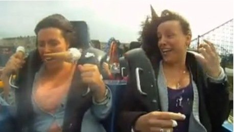 Ice Cream Rollercoaster