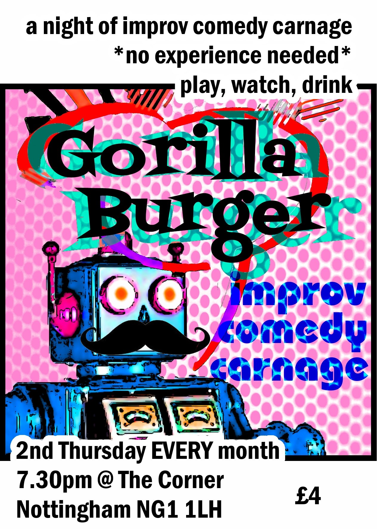 Gorilla Burgermovember
